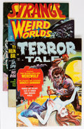 Magazines:Miscellaneous, Miscellaneous Horror Magazines Group (Various Publishers, 1960s) Condition: Average FN.... (Total: 11 Comic Books)
