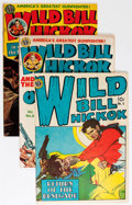 Golden Age (1938-1955):Western, Wild Bill Hickok Group (Avon, 1950-54) Condition: Average VG/FN....(Total: 8 Comic Books)