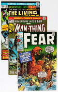 Bronze Age (1970-1979):Horror, Fear Group (Marvel, 1970-74) Condition: Average FN/VF.... (Total:19 Comic Books)