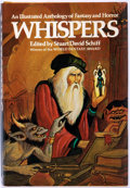 Books:Science Fiction & Fantasy, [Stuart David Schiff, Editor]. Whispers: An Illustrated Anthology of Fantasy and Horror. Garden City: Doubleday, 197...