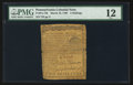 Colonial Notes:Pennsylvania, Pennsylvania March 10, 1769 2s PMG Fine 12.. ...