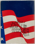 Books:Americana & American History, The Power of Print in American History, 1776-1976. New York:St. Regis Paper Company, 1977. Promotional Book. Quarto. Pu...