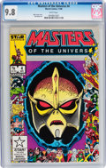Modern Age (1980-Present):Science Fiction, Masters of the Universe #4 (Marvel, 1986) CGC NM/MT 9.8 Whitepages....