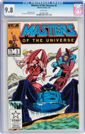 Modern Age (1980-Present):Science Fiction, Masters of the Universe #5 (Marvel, 1987) CGC NM/MT 9.8 Whitepages....
