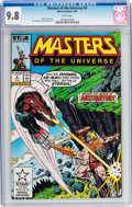 Modern Age (1980-Present):Science Fiction, Masters of the Universe #8 (Marvel, 1987) CGC NM/MT 9.8 White pages....