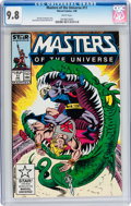Modern Age (1980-Present):Superhero, Masters of the Universe #11 (Marvel, 1988) CGC NM/MT 9.8 White pages....