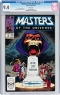 Modern Age (1980-Present):Science Fiction, Masters of the Universe #12 (Marvel, 1988) CGC NM 9.4 Whitepages....