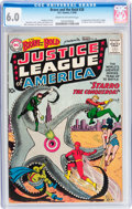 Silver Age (1956-1969):Superhero, The Brave and the Bold #28 Justice League of America (DC, 1960) CGCFN 6.0 Cream to off-white pages....
