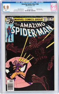 The Amazing Spider-Man #188 (Marvel, 1979) CGC MT 9.9 White pages