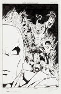 Original Comic Art:Covers, Jim Calafiore and Mark McKenna Exiles #82 Cover Original Art(Marvel, 2006)....