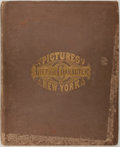 Books:Americana & American History, [New York City]. Pictures of Life & Character in NewYork. [New York: Averell, 1977]. A likely printer's orpublishe...