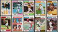 Baseball Cards:Sets, 1974 Topps Baseball Near Master Set (730). ...