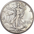 Walking Liberty Half Dollars, 1943-S 50C MS67 PCGS. CAC....