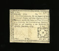 Colonial Notes:Georgia, Georgia June 8, 1777 $2/3 Very Fine. This is a very pleasing notefor the grade as it is well margined with good printing an...