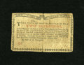 Colonial Notes:New York, New York August 2, 1775 (Water Works) 2s Fine. This moderatelycirculated issue has a repaired center split....