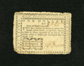 Colonial Notes:North Carolina, North Carolina August 8, 1778 $1 Fine+. This ace was part of a NewEngland Rare Coin Auction in 1976, the height of the Colo...