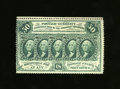 Fractional Currency:First Issue, Fr. 1310 50c First Issue Very Choice New. If the left margin had any more room to it this cataloger would not hesitate to pr...