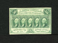 Fractional Currency:First Issue, Fr. 1312 50c First Issue Choice About New+++. A faint off center fold is all that separates this lovely type note from the C...