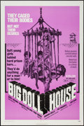 "Movie Posters:Bad Girl, The Big Doll House (New World, 1971). One Sheet (27"" X 41""). BadGirl.. ..."