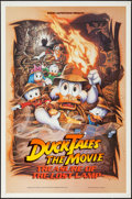 """Movie Posters:Animation, Duck Tales: The Movie - Treasure of the Lost Lamp (Buena Vista, 1990). One Sheet (27"""" X 41"""") DS. Animation.. ..."""