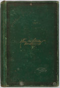 Books:Travels & Voyages, J.T. Headley. SALEMAN'S DUMMY. The Achievements of Stanley and Other African Explorers. Philadelphia: Hubbard Br...