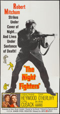 "Movie Posters:War, The Night Fighters (United Artists, 1960). Three Sheet (41"" X 79"").War.. ..."