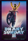 "Movie Posters:Documentary, On Any Sunday II & Other Lot (International Film Marketing, 1981). One Sheet (27"" X 40"") & Mylar One Sheet (26"" X 40""). Docu... (Total: 2 Items)"