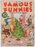 Platinum Age (1897-1937):Miscellaneous, Famous Funnies #17 (Eastern Color, 1935) Condition: VG+....