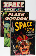 Golden Age (1938-1955):Science Fiction, Comic Books - Assorted Golden Age Science Fiction Comics Group(Various Publishers, 1950s) Condition: Average VG+.... (Total: 7Comic Books)