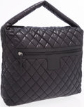 Luxury Accessories:Bags, Chanel Black Nylon Large Coco Cocoon Shoulder Bag. ...