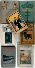 Books:Literature Pre-1900, [Literature]. Seven Works of Literature Spanning from 1847-1926.Various publishers. Two have dust jackets, five have very a...(Total: 7 Items)