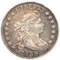 Early Dimes, 1796 10C -- Repaired, Whizzed -- ANACS. XF40 Details. JR-4, R.4....