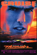 """Movie Posters:Sports, Days of Thunder (Paramount, 1990). One Sheet (27"""" X 40""""). Sports.. ..."""