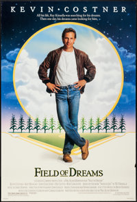 "Field of Dreams & Other Lot (Universal, 1989). One Sheets (2) (27"" X 40"") DS Regular & Advance..."
