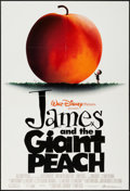 "Movie Posters:Fantasy, James and the Giant Peach & Other Lot (Buena Vista, 1996). OneSheets (2) (27"" X 40""). Fantasy.. ... (Total: 2 Items)"
