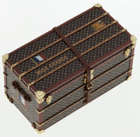 Louis Vuitton Miss France VIP Mini Trunk Paperweight
