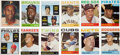 Baseball Cards:Lots, 1957 and 1964 Topps Baseball Collection (305) With Stars. ...