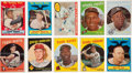 Baseball Cards:Sets, 1959 Topps Baseball Starter Set (135). ...