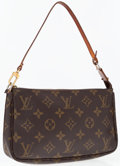 Luxury Accessories:Accessories, Louis Vuitton Classic Monogram Canvas Pochette Accessoires Bag. ...