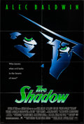 "Movie Posters:Adventure, The Shadow (Universal, 1994). One Sheet (27"" X 40""). Adventure....."