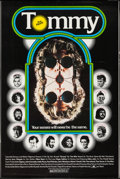 "Movie Posters:Rock and Roll, Tommy (Columbia, 1975). Trimmed Poster (25"" X 37.5""). Rock andRoll.. ..."
