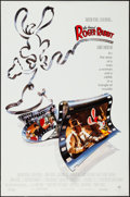 "Movie Posters:Animation, Who Framed Roger Rabbit (Buena Vista, 1988). One Sheet (27"" X 41""). Animation.. ..."