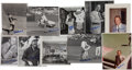 Autographs:Photos, Stan Musial Signed Photographs From His Personal Collection Lot Of10...