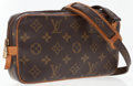 Luxury Accessories:Bags, Louis Vuitton Classic Monogram Canvas Marly Bandouliere MessengerBag. ...