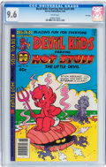 Modern Age (1980-Present):Humor, Devil Kids #99 File Copy (Harvey, 1980) CGC NM+ 9.6 White pages....