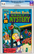 Bronze Age (1970-1979):Cartoon Character, Richie Rich Vaults of Mystery #1 File Copy (Harvey, 1974) CGC NM+9.6 Off-white pages....