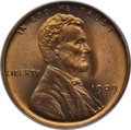 Lincoln Cents: , 1909 1C MS66 Red PCGS. CAC. PCGS Population (491/66). NGC Census:(170/5). Mintage: 72,702,616. Numismedia Wsl. Price for p...