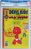 Modern Age (1980-Present):Humor, Devil Kids #92 File Copy (Harvey, 1979) CGC NM+ 9.6 White pages....