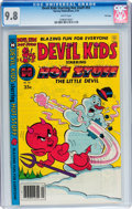 Modern Age (1980-Present):Humor, Devil Kids #93 File Copy (Harvey, 1979) CGC NM/MT 9.8 Whitepages....