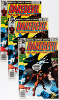 Modern Age (1980-Present):Superhero, Daredevil Box Lot (Marvel, 1979-82) Condition: Average NM-....
